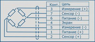 4162 ДСТ_Схема подключения
